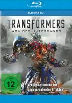 Transformers - Ära des Untergangs - Blu-ray 3D (Blu-ray)