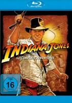 Indiana Jones - The Complete Adventures / Amaray (Blu-ray)