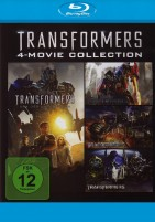 Transformers - 1-4 Collection (Blu-ray)