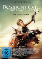 Resident Evil - The Final Chapter (DVD)