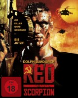 Red Scorpion - Limited Special Edition Steelbook (Blu-ray)