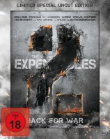 The Expendables 2 - Back For War - Limited Special Uncut Edition (Blu-ray)