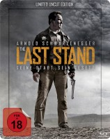 The Last Stand - Limited Uncut Version / Steelbook (Blu-ray)