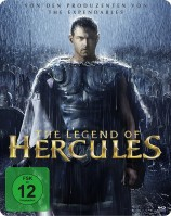 The Legend of Hercules - Blu-ray 3D + 2D / Steelbook (Blu-ray)