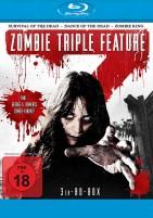 Zombie Triple Feature (Blu-ray)