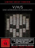 V/H/S - Eine mörderische Sammlung - Limited Black Book Edition (Blu-ray)