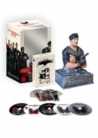 The Expendables - Limited Collector's Edition / inkl. Büste und 24 Sammelkarten (Blu-ray)