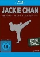 Jackie Chan - Meister aller Klassen I-III (Blu-ray)