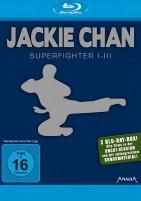 Jackie Chan - Superfighter 1-3 (Blu-ray)