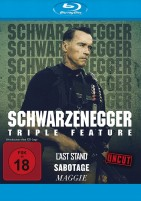 Schwarzenegger - Triple Feature (Blu-ray)