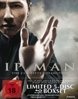 Ip Man - The Complete Collection / Digipak (Blu-ray)