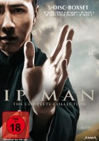 Ip Man - The Complete Collection (DVD)