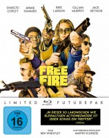 Free Fire - Limited Futurepak (Blu-ray)