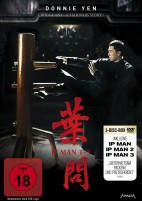 Ip Man 1-3 (DVD)