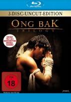 Ong Bak Trilogy - Uncut Edition (Blu-ray)