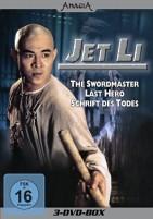Jet Li - 3-DVD-Box (DVD)