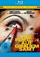 Vier Fliegen auf grauem Samt - Special Edition (Blu-ray)