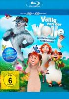 Völlig von der Wolle - Ein määährchenhaftes Kuddelmuddel - Blu-ray 3D + 2D (Blu-ray)