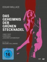 Das Geheimnis der grünen Stecknadel - Mediabook (Blu-ray)