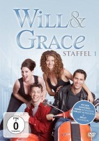 Will & Grace - Staffel 1 (DVD)