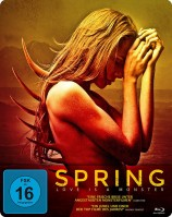 Spring - Love is a Monster - Steelbook (Blu-ray)