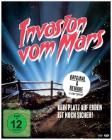 Invasion vom Mars - Original & Remake / Mediabook (Blu-ray)