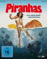 Piranhas - Mediabook (Blu-ray)