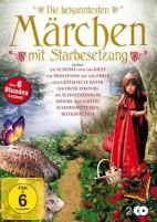 Die bekanntesten Märchen mit Starbesetzung (DVD)