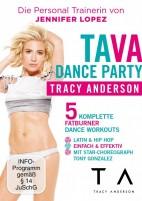 Tracy Anderson - TA VA Dance Party (DVD)