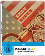 Easy Rider - Steelbook-Edition / Popart (Blu-ray)