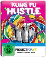 Kung Fu Hustle - Steelbook-Edition / Popart (Blu-ray)