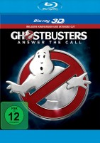Ghostbusters - Answer The Call - Kinoversion und Extended Cut / Blu-ray 3D + 2D (Blu-ray)