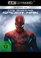 The Amazing Spider-Man - 4K Ultra HD Blu-ray (4K Ultra HD)