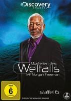 Mysterien des Weltalls - Mit Morgan Freeman - Staffel 6 (DVD)