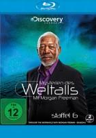 Mysterien des Weltalls - Mit Morgan Freeman - Staffel 6 (Blu-ray)