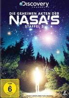 Die geheimen Akten der NASA - Staffel 03 (DVD)