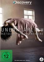 Unerklärlich - Rätselhafte Phänomene - Staffel 02 (DVD)