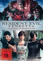 Resident Evil - Vendetta (DVD)