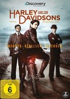 Harley and the Davidsons - Staffel 01 (DVD)