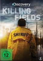 Killing Fields - Mörderjagd in Louisiana - Staffel 01 (DVD)