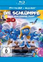 Die Schlümpfe - Das verlorene Dorf - Blu-ray 3D + 2D (Blu-ray)