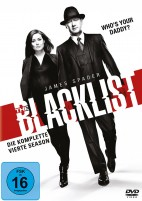 The Blacklist - Staffel 04 (DVD)
