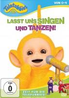 Teletubbies - Lasst uns singen und tanzen! (DVD)