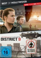 Arrival & District 9 - Best of Hollywood - 2 Movie Collector's Pack (DVD)