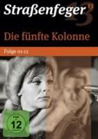 Straßenfeger 13 - Die fünfte Kolonne I - Folge 1-12 (DVD)