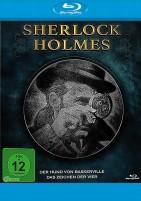Sherlock Holmes - Im Zeichen der Vier & Der Hund von Baskerville (Blu-ray)