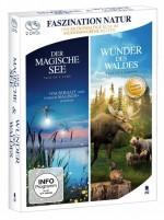 Wunder des Waldes & Der magische See - Faszination Natur (DVD)
