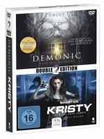 Demonic - Haus des Horrors & Kristy - Lauf um dein Leben - Double2Edition (DVD)