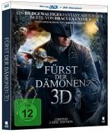 Fürst der Dämonen 3D - Blu-ray 3D + 2D / Limited Editon (Blu-ray)