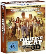 Fighting Beat 1-3 - Bloodfist Trilogie / Blu-ray 3D + 2D (Blu-ray)